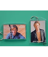 Jack Wagner 2 Photo Designer Collectible Keychain - $9.95