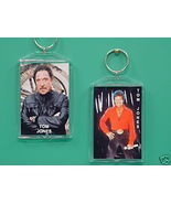 Tom Jones 2 Photo Designer Collectible Keychain 02 - $9.95