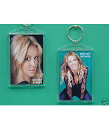 Britney Spears 2 Photo Designer Collectible Key... - $9.95