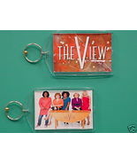 The View Barbara Walters 2 Photo Collectible Ke... - $9.95