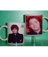 Clay Aiken 2 Photo Designer Collectible Mug 05 - $14.95