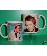 Clay Aiken 2 Photo Designer Collectible Mug 01 - $14.95