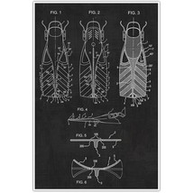 Scuba Flippers Patent Blueprint , Scuba Diving Photo Art - $11.39+
