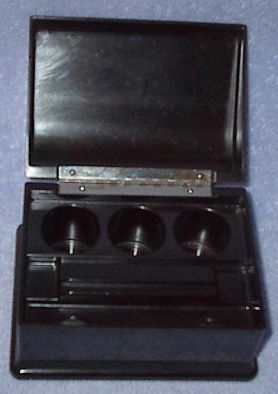 Vintage Vanity Bakelite Cosmetics Make Up Box