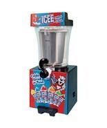 iscream Genuine ICEE Brand Counter-Top Sized ICEE at Home Slushie Maker - $125.99