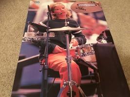 Zac Hanson Leonardo DiCaprio teen magazine poster clipping Arthur Ash Kids day