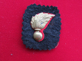 Rare WW2 Italy Italian Army  Officer's Golden PATCH/Tab! - $14.84
