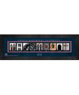 Personalized Loyola Marymount University Campus Letter Art Framed Print - $39.95