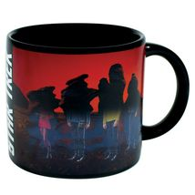 STAR TREK Mug Heat Activated Transporter Room Coffee Transforming Energize ! OOP image 8