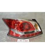 2013-2014 Nissan Altima Sedan Left Driver Genuine Non LED OEM tail light... - $39.59