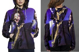Hoodie women Purple Rain Sing A Song - $41.70+