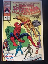 Amazing Spider-Man Adventures in Reading #1 GIANT VF Very Fine Marvel Co... - $23.76