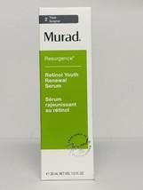 Murad Resurgence Retinol Youth Renewal Serum 1 oz./30 ml Brand New In Sealed Box - $64.99