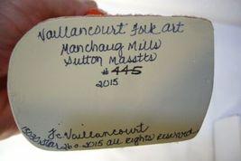 Vaillancourt Folk Art 26TH Annual Starlight Santa 2015 Signed by Judi! image 5