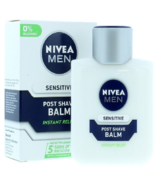 Nivea Men Sensitive Post Shave Balm 3.3 fl oz (100 ml) Aftershave - $16.80