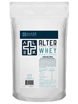 ALTER+WHEY | Ultra-Clean Grass-Fed Whey Protein Isolate | Professional-G... - $36.12