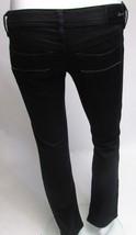 DIESEL Black Lowky Straight Leg Embellished Back Pocket Jeans NWT  - $41.86