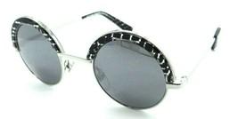 Alain Mikli Sunglasses A04003 2751/6G 46-25-135 Crystal Black / Grey Mirror - $85.36