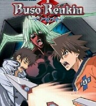 Buso Renkin TV series (3 discs) DVD - ENGLISH Import Anime Ship From USA