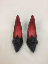 """Ellie 371  Shoes Sz 6 3.5"""" Stiletto High Heel Womens Witch Pumps Whitchy - $19.75"""
