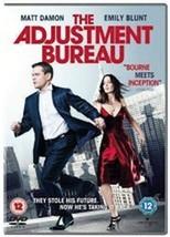 Adjustment Bureau  DVD SHEP - $2.75