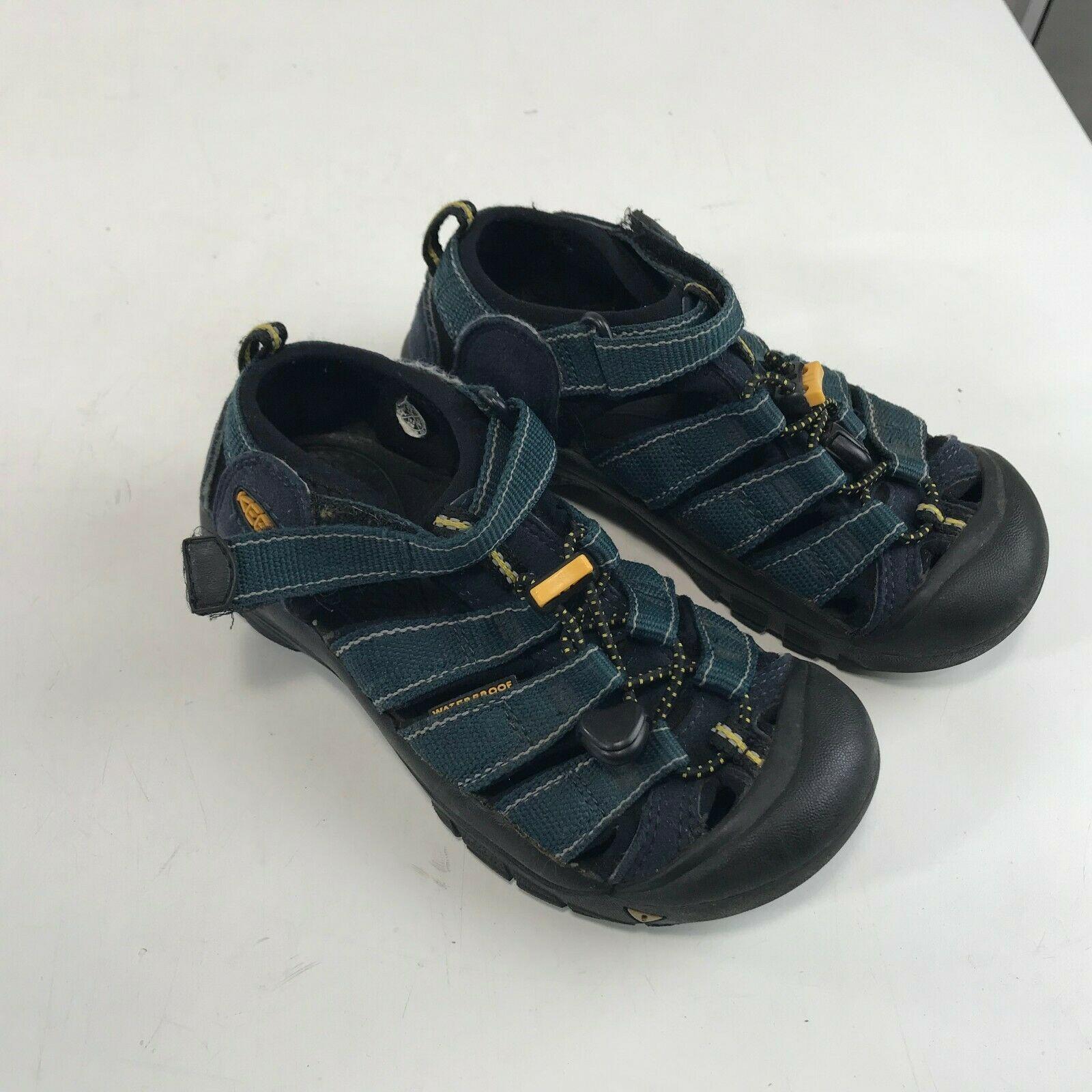 KEEN Newport Waterproof Sports Sandals Shoes Size 13 Boy Toddler image 2