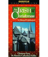 An Irish Christmas - Christmas from St. Patrick's Cathedral, Dublin [VHS... - $9.99