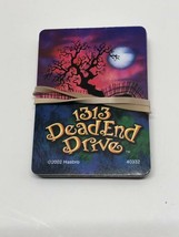 2002 1313 Dead End Drive Board Game All 32 Playing Cards Part Only Hasbro - $6.88