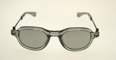 MONCLER MC512-06 Crystal Black / Gray Sunglasses MC 512-06