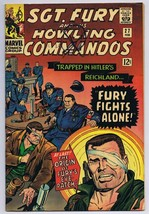 Sgt Fury and His Howling Commandos #27 ORIGINAL Vintage 1966 Marvel Comics - $49.49