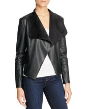 New Outdoor Open Front Women's 100% Genuine Soft Lamb Skin Leather biker... - $149.00