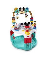 Disney Baby MICKEY MOUSE Camping with Friends Activity Saucer - $96.83
