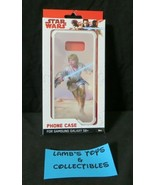 Star Wars Classic Luke Skywalker Phone Case Samsung Galaxy S8+ Disney Th... - $7.59