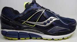Saucony Echelon 5 Men's Running Shoes Size US 12 2E WIDE EU 46.5 Blue S20277-1