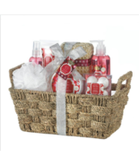 Apple Cinnamon Spa Basket Gift Set - $32.54