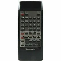 Panasonic EUR64741 Factory Original TV Remote CTM2782, CTL2781S, CTL2770S - $10.79