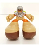 Mattel Matchbox Big Boots Launch into Action Replacement Figure Space Ro... - $14.80