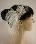 Wedding Hair Accessory , Bridal Hair Accessory, Rhinestone Headband - $85.00