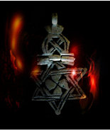ILLUMINATI Templar Solomon AMULET of COMMAND Spirits DJINN SECRET SOCIET... - $2,488.00