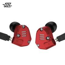 KZ® ZS6 Metal Earphones 2DD+2BA Hybrid In Ear Earbuds HIFI Headset Detac... - $55.26+