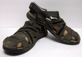 MERRELL TRAVELER FISHER SANDALS MEN'S (13) BOULDER SELECT GRIP MOVE M-SE... - $52.11