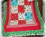 Snoopys newest christmas quilt2 thumb155 crop