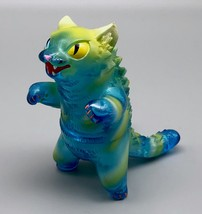 """Max Toy """"Blue Jelly"""" Clear Blue Negora Rare image 2"""