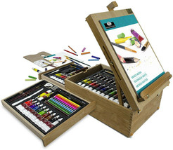 New Royal Langnickel The All Media Easel Artist Set - $108.90