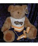 Chelsea Navy Cheerleader Cheer Leader Teddy Bear 8 Inch - $24.99