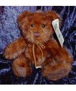 First & Main Brown Minky the Teddy Bear #1402 W Tag - $24.99
