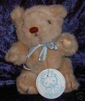 Vintage 1985 Gorham Remembears Birthday Jointed Bear