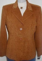 Tan Design Western Horse Show Hobby Jacket Clothes 12P - $55.00