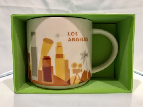 0374085ce0f Starbucks Los Angeles You Are Here and 50 similar items