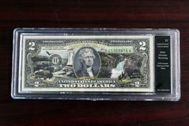 Vintage Bradford Exchange Yellowstone National Park $2 Dollar Bill - $14.84